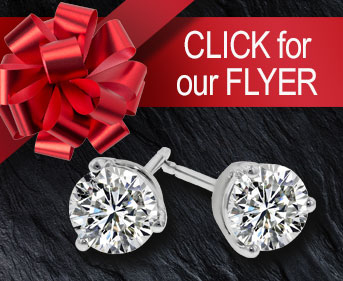 Holiday Gift Card Saving from Duff's Fine Jewelry in Flower Mound and Keller, TX